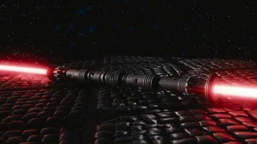 darth maul lightsaber light saber