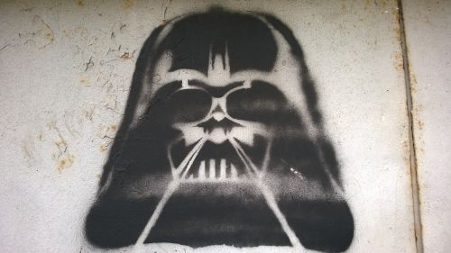darth vader star wars head