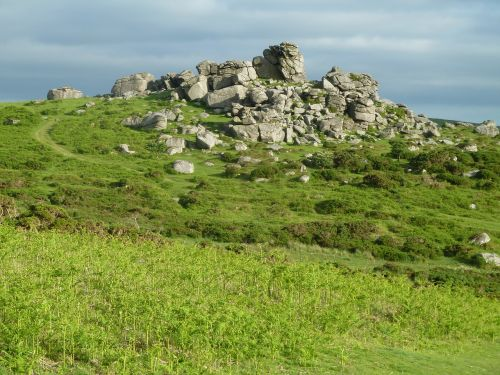 dartmoor hill devon