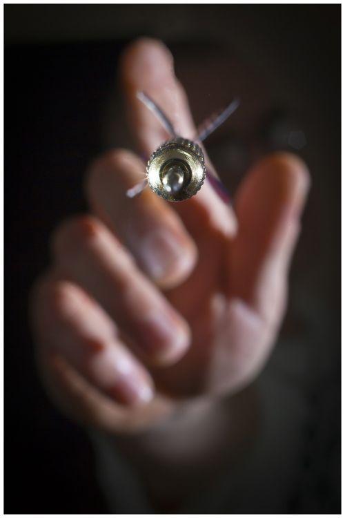 darts sport hand