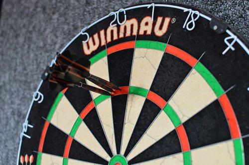 darts  dart board  arrows