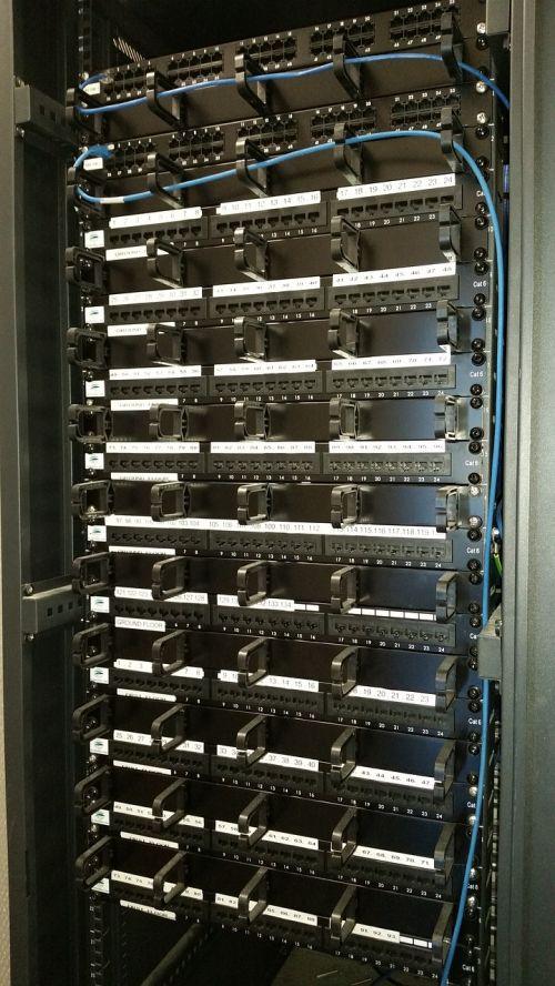 data rack network