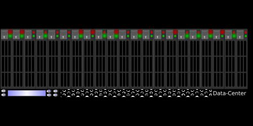 data center mainframe server