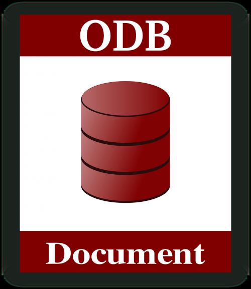 database data document