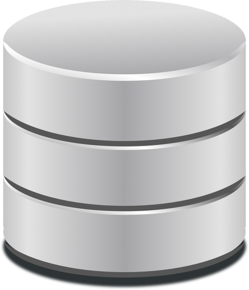 database data storage information