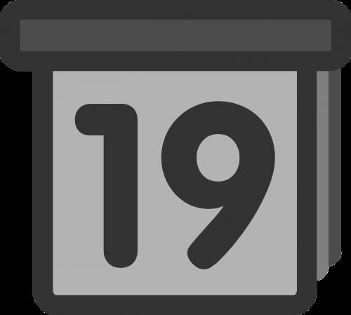 date calendar day