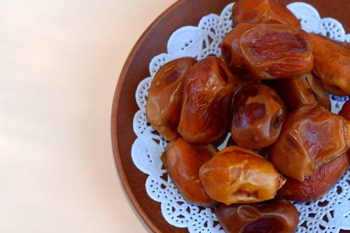 dates  dried  food