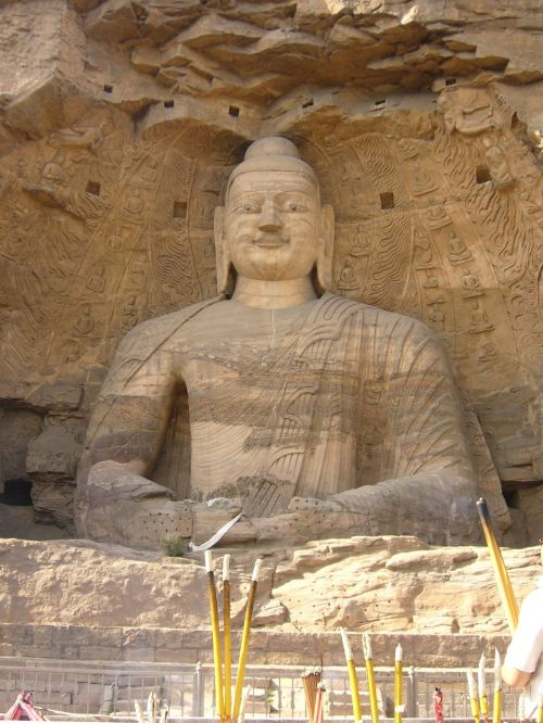 datong china buddha