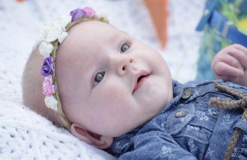 daughter child baby