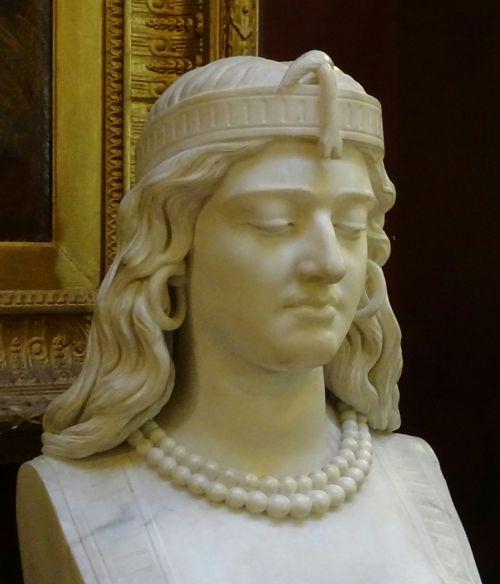 Daughter Of Pharaoh Statue