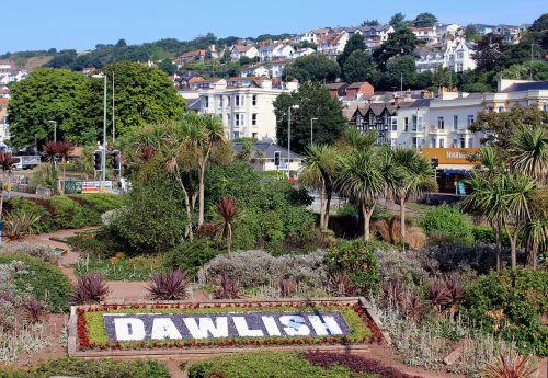 dawlish devon coast