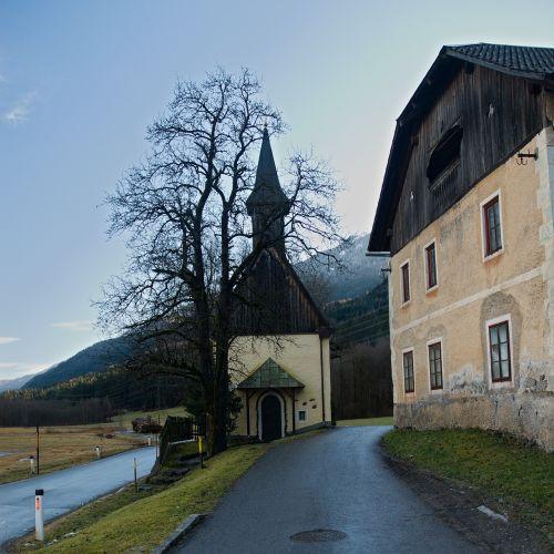 dawn morning chapel