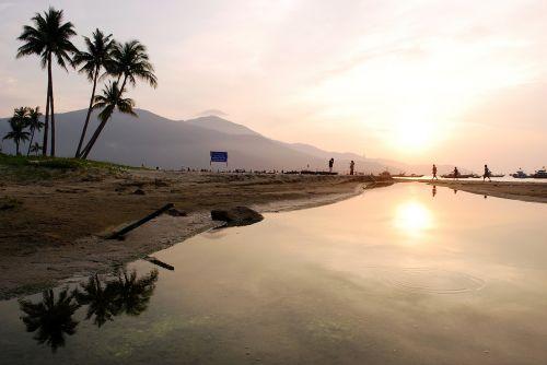 dawn dawn on my khe beach my khe beach