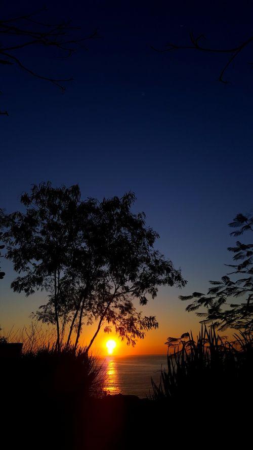 dawn oaxaca mazunte