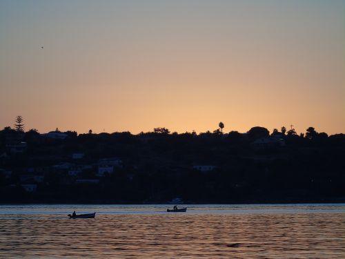 aušra,valtys,jūra,ramybė,ramybė,žvejyba,kraštovaizdis,saulė