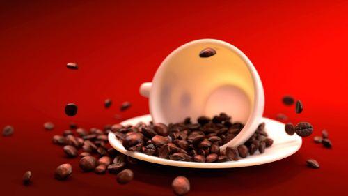 dawn drink coffee