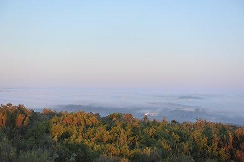 dawn  mountain  fatima