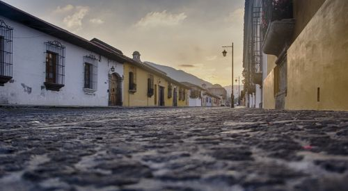 dawn guatemala antiguaguatemala