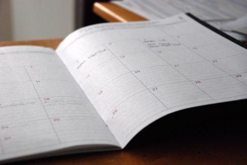 day planner calendar organizer