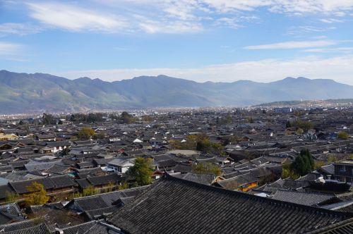 dayan lijiang in yunnan province