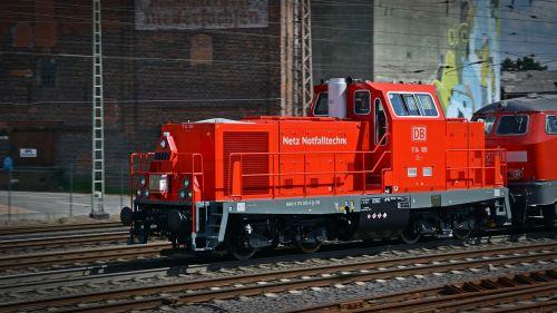 db loco freight transport