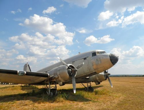 dc-3 aircraft old