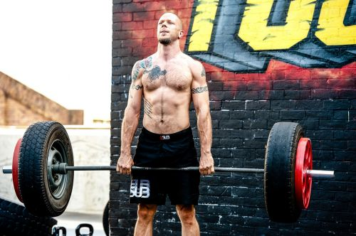 deadlift dead lift weight