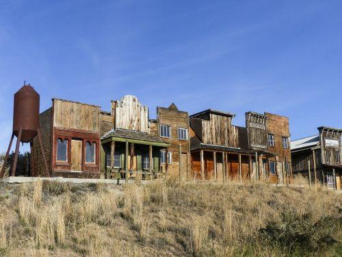 deadman ranch ancient buildings