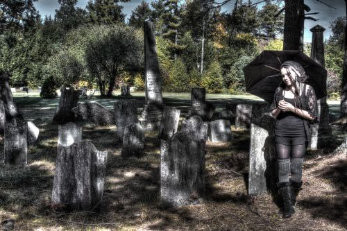 death cemetery graveyard