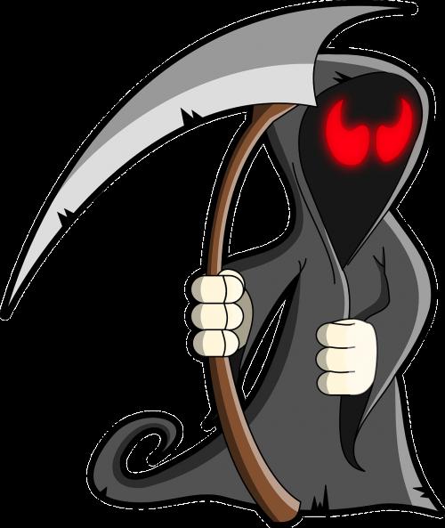 death halloween skeleton