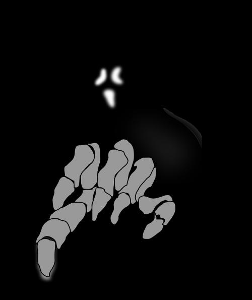 death dark ghost