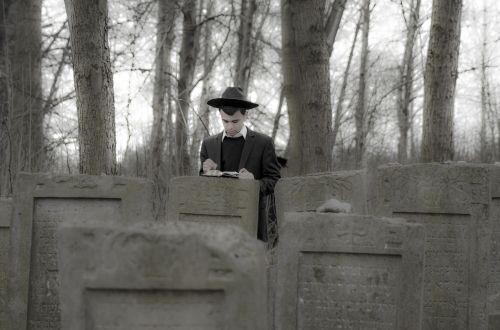 death jew man