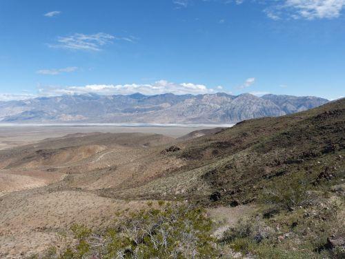 death valley national park desert