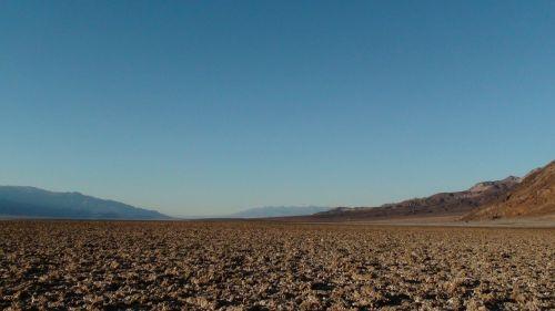 death valley salt lake nevada