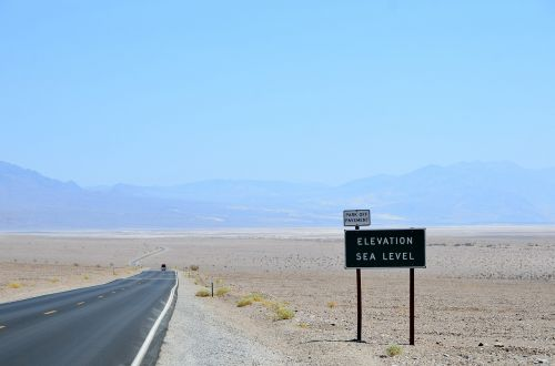 death valley road trip california