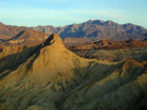 death valley national park california landscape