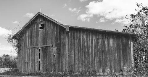 Decaying Barn