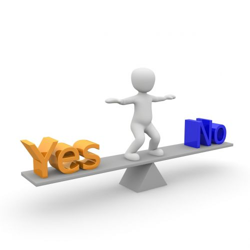 decision question response