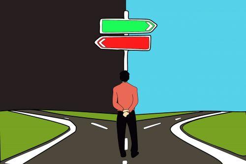 decision choice path