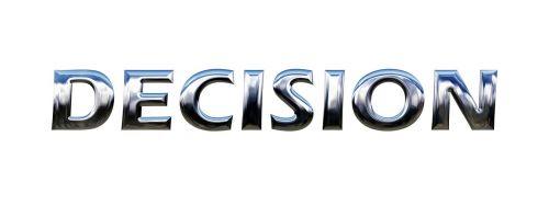 decision choice business