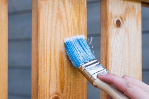 deck wood paint