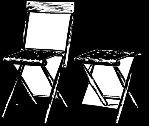 deck chair fancy