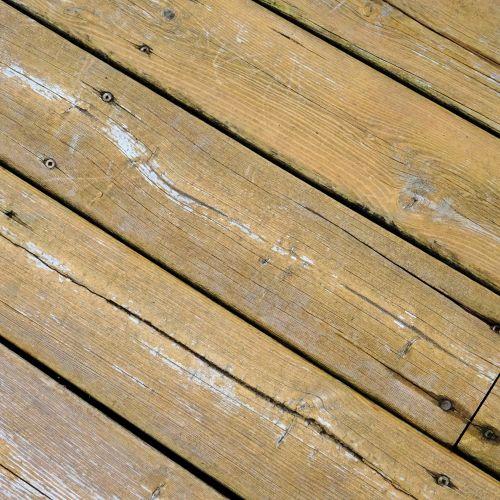 Deck Closeup