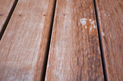 decking wood surface