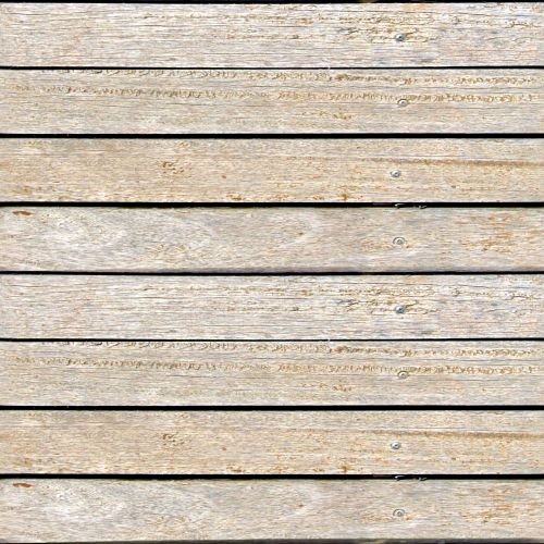 Decking With Screws