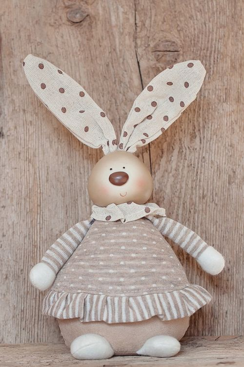 deco hare easter bunny
