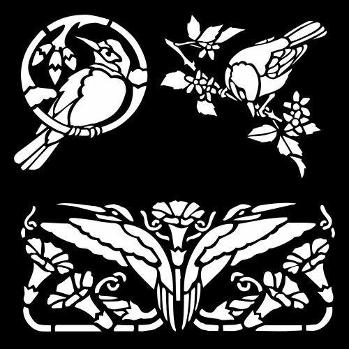 Deco Birds