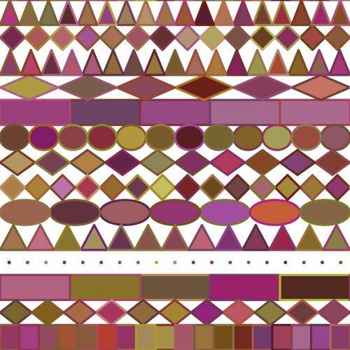 Deco Stripes
