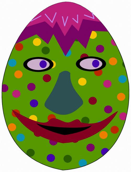 Decorated Egg 5