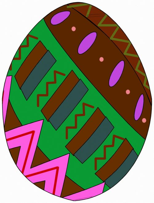 Decorated Egg 7